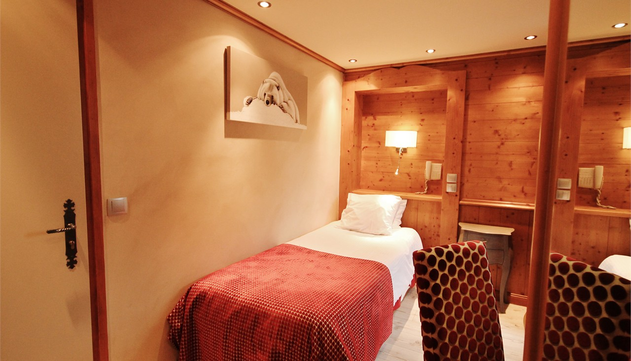 Chambre Simple Hotel Definition : Hotel alpina chambre simple